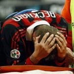 David Beckham povreda