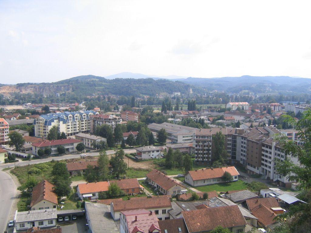 Doboj panorama