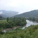Drina, Ustikolina