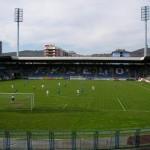FK Željezničar stadion