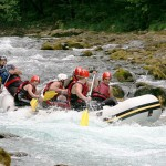 Glavatičevo rafting
