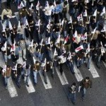 Grčka, protesti