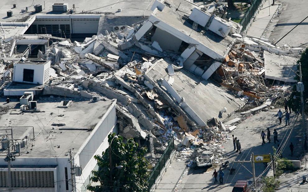 Haiti zemljotres