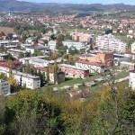 Ilijaš panorama
