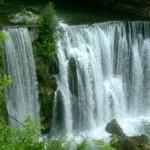 Jajce Plivski Vodopad