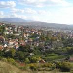 Livno, panorama