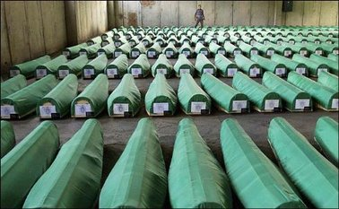 Srebrenica, genocid