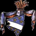 Stjepan Tvrtko I, grb Bosne