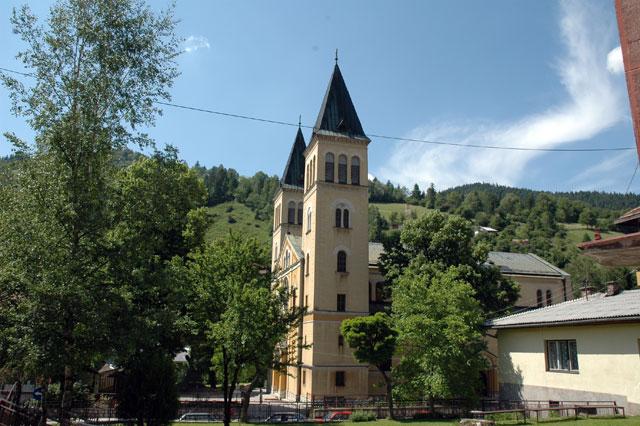 Katolička Crkva u Bih Katolička Crkva u Bosni