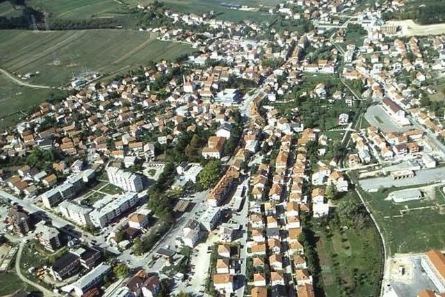 Požar na području Stoca širi se prema naseljima