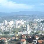 Tuzla  panorama