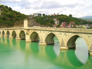Višegrad most Mehmed Paše Sokolovića