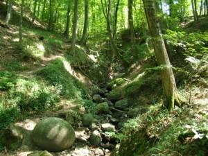Kamene kugle kod Zavidovića