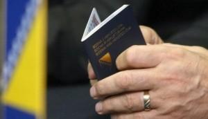 BiH, pasoš