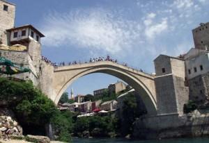 Mostar, skokovi, Stari most