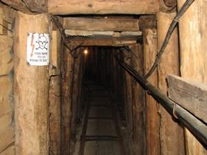 Sarajevo, tunel