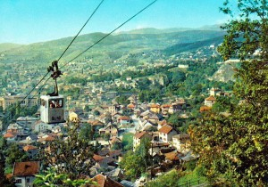 Trebević, žičara