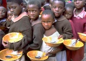 Afrika, Somalija, glad
