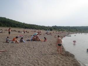 Buško jezero, plaža Marinovac