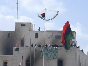 Libija, pobunjenici