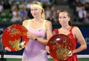 Maria Sharapova i Jelena Janković