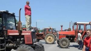 poljoprivrednici, FBiH, blokada