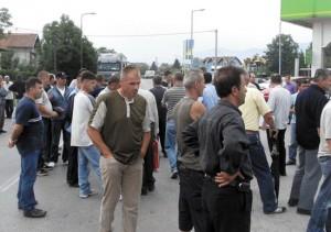 radnici, Konjuh, protesti