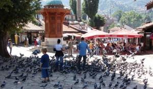 turizam, Sarajevo