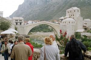 Bosna i Hercegovina, turisti,