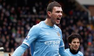 Edin Džeko, Manchester City