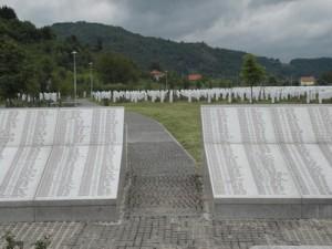 Srebrenica, Memorijalni centar, Potočari