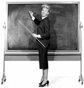 škola, nastavnici