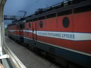 štrajk,  željeznice, RS
