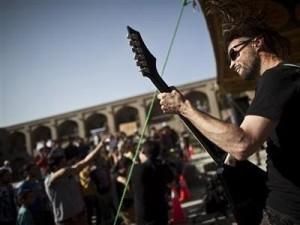 Afganistan, koncert