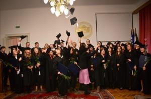 Rektorat, Univerzitet, Sarajevo, magistranti