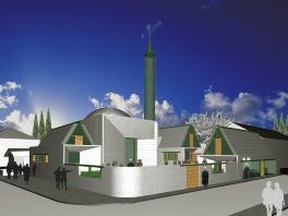 Livno, džamija, Ćurčinica