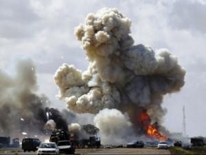 NATO, Libija