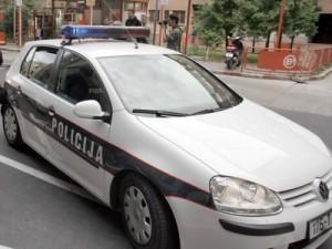 Sarajevo, policija