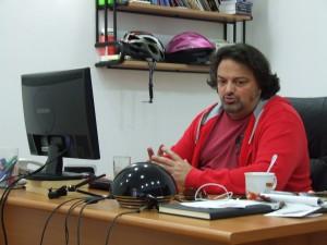 Aleksandar Trifunović, prvi čovjek medijskog pokreta pod nazivom Buka