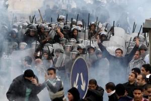 Egipat, nemiri