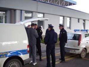 granična policija, BiH