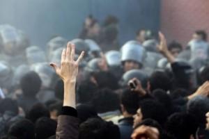 Velika Britanija, protesti