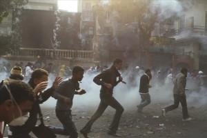 protesti, Kairo