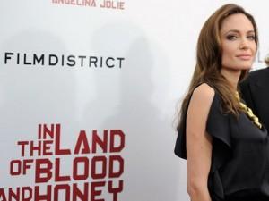 Angeline Jolie, U zemlji krvi i meda