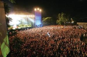 Exit, festival