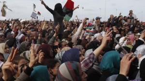 Libija, protesti