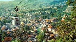 Sarajevo, žičara