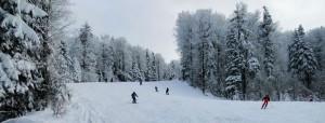 Kozara, skijanje