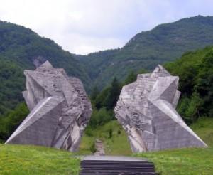 Spomenik Bitke na Sutjesci