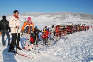 skijanje, Rostovo
